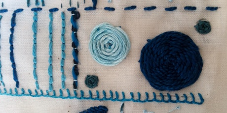 Hand Embroidery For Beginners Workshop tickets