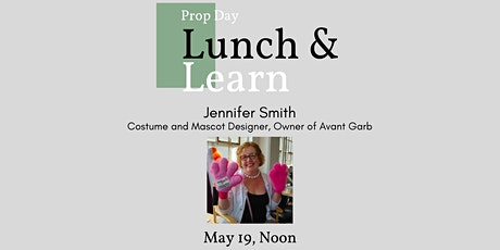 May Prop Day Lunch & Learn w/ Jennifer Smith tickets