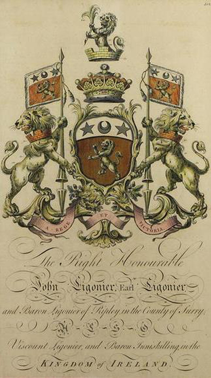Crossings and Crosses - Heraldry of the Huguenots image