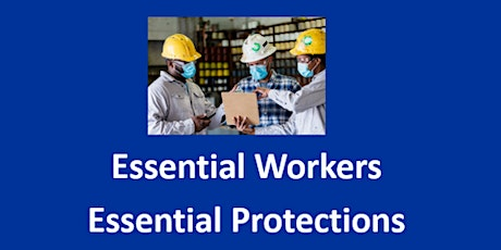 Essential Workers Essential Protections - Arkansas tickets