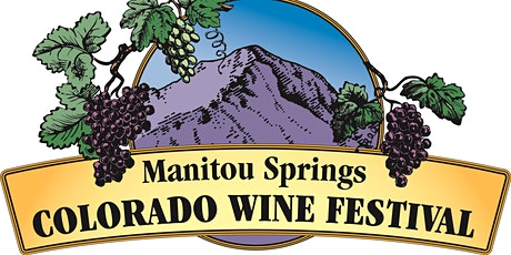 2021 Manitou Springs Colorado Wine Festival tickets