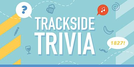 Trackside Trivia at the B&O tickets