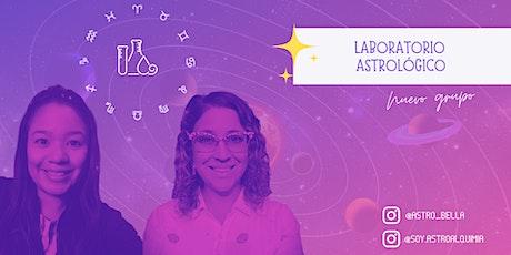 Laboratorio Astrológico (Explora tu carta natal) - Módulo 1 entradas