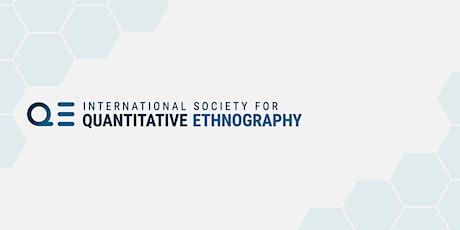 Quantitative Ethnography 2021 Webinar Series billets