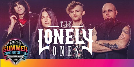 The Adelphia Summer Concert Series Presents: The Lonely Ones tickets