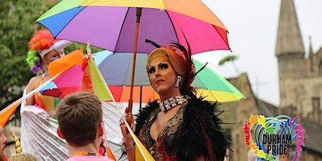 Durham Pride 2021 tickets
