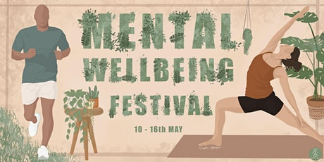 Virtual Mental Wellbeing Festival tickets