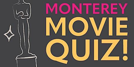 MONTEREY MOVIE QUIZ! tickets