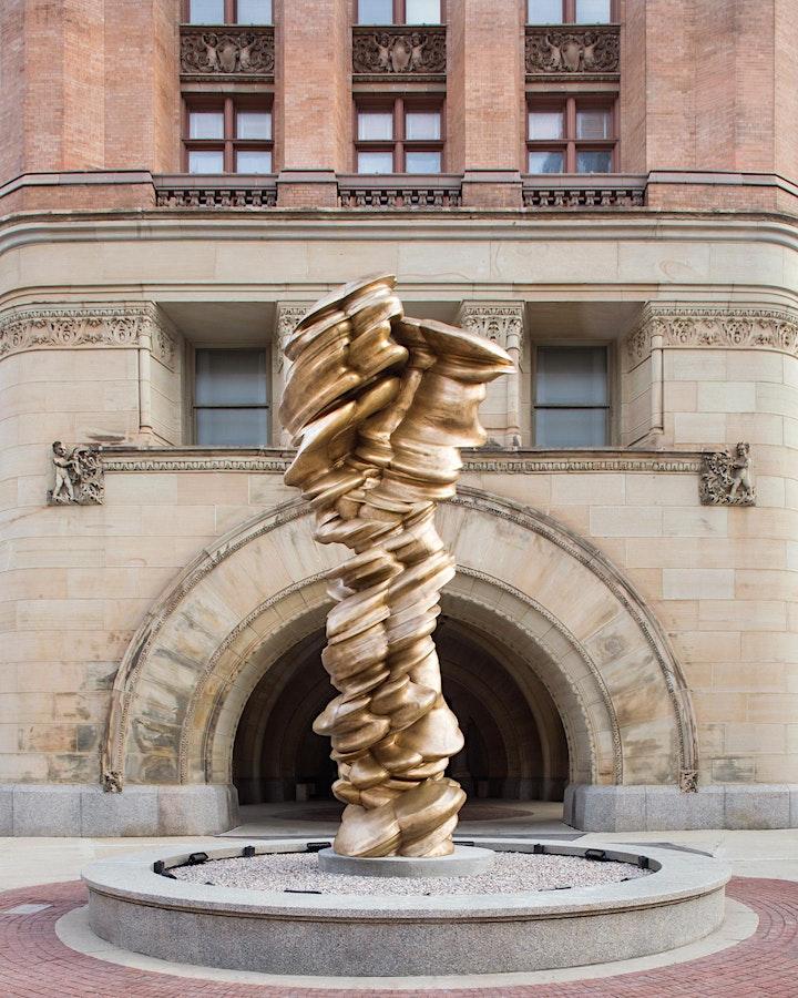 Sculpture Milwaukee Tour Series at Saint Kate image