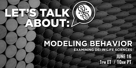 LET'S TALK ABOUT | Modeling Behavior tickets
