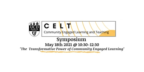 UCD CELT (Community Engaged Learning and Teaching) Symposium tickets