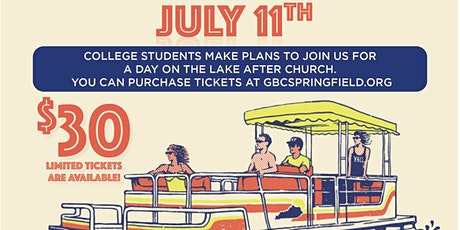 College & Career: Pontoon Nashville tickets