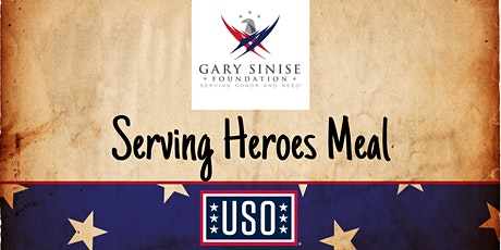 Serving Heroes Meal : SUPER Family Game Night Edition tickets