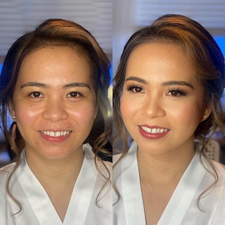 Makeup for Asian Eyes Using Eyelid Tape image