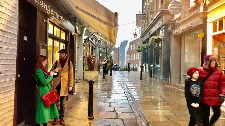 Virtual Tour - Alleys and Lanes of Hampstead 2021 image