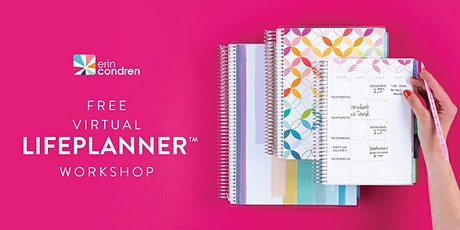 Hourly LifePlanner Workshop tickets