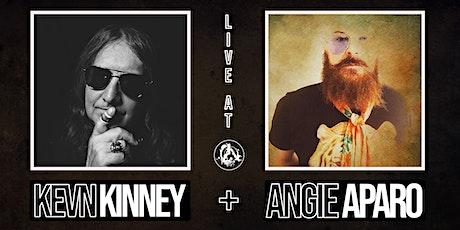 Kevn Kinney (of Drivin' N Cryin') & Angie Aparo tickets