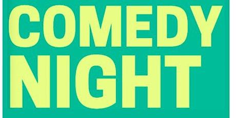 SSCCC Comedy Night tickets