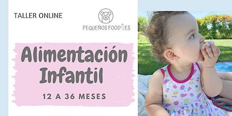 Alimentación Infantil entradas