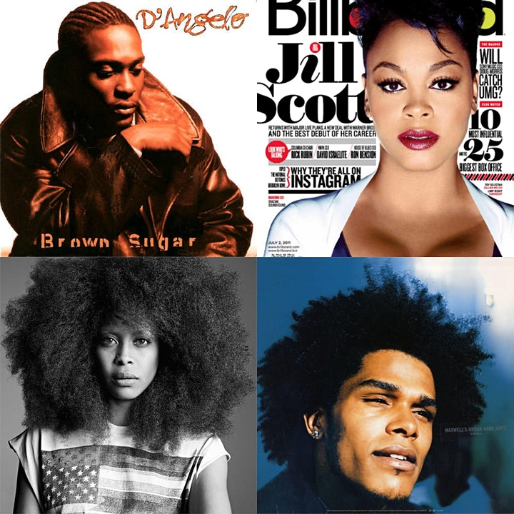 BADU Brunch (Neo Soul + RnB Lounge) image