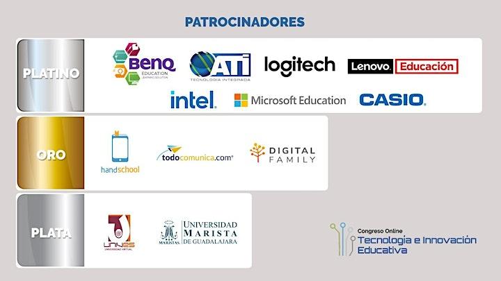 Imagen de Congreso Online de Tecnología e Innovación Educativa 2021