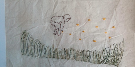 Photo to Stitch Embroidery Course - 4 classes, monthly tickets