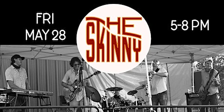 A Socially Distanced Live Event Featuring The Skinny tickets