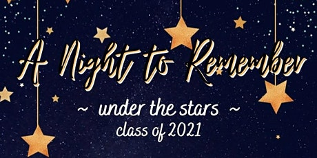 West Prom 2021 A Night to Remember Under the Stars tickets