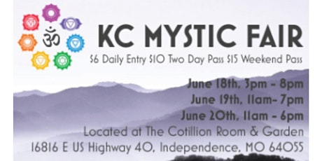 KC Mystic Fair ~ JUNE 2021 tickets