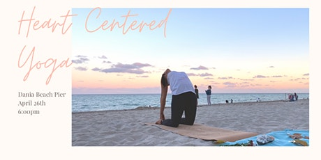 Heart Centered Yoga tickets