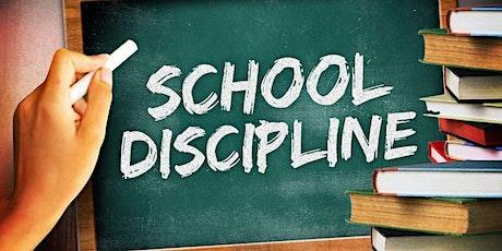 School Discipline tickets
