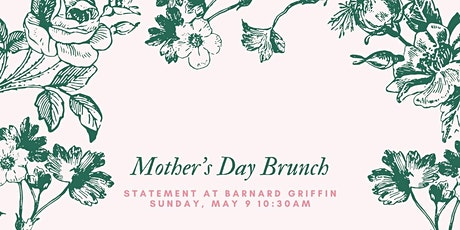 Mother's Day Brunch at Barnard Griffin Winery tickets