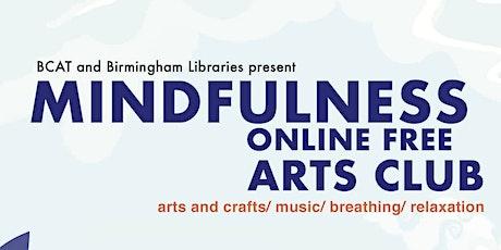 BCAT and Birmingham Libraries Mindfulness Arts Club tickets