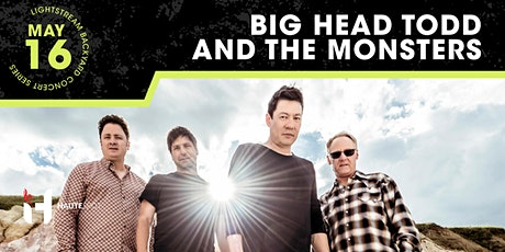Big Head Todd and The Monsters - Lightstream Backyard Concert Series tickets