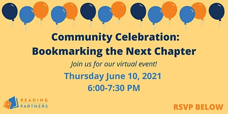Community Celebration: Bookmarking the Next Chapter tickets