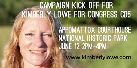 Campaign Kick Off Kimberly Lowe for Congress tickets