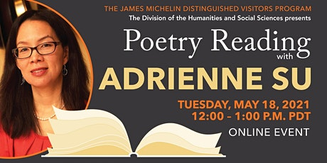 Poetry Reading with Adrienne Su tickets