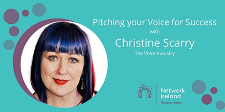 Pitching your Voice for Success tickets