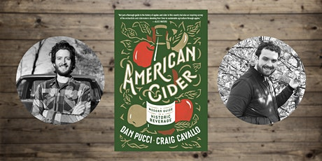 American Cider – Book Party and Tasting tickets