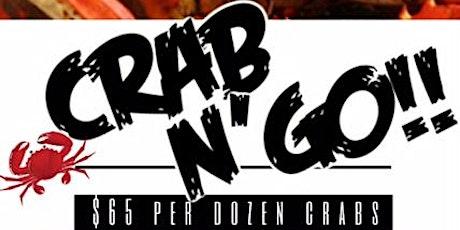 Crab 'N Go tickets