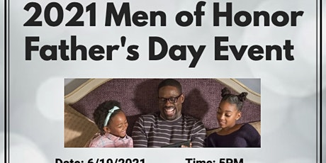 2021 Men of Honor Fathers Day Event tickets