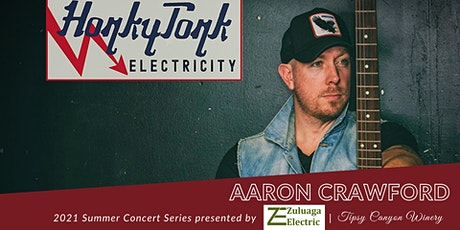 Aaron Crawford: Live at Tipsy Canyon Winery tickets