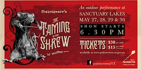 The Taming of the Shrew tickets
