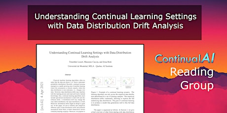 Understanding CL Settings with Data Distribution Drift Analysis tickets