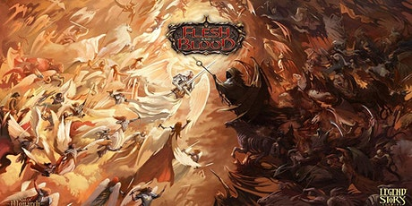 Flesh and Blood Monarch Release Win A Box Sealed Event tickets