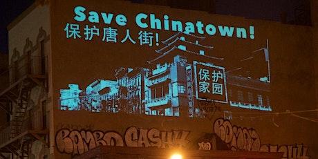 Art Against Gentrification with Chinatown Art Brigade tickets