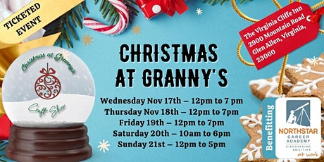 Christmas at Granny's 2021 tickets