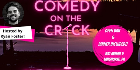 COMEDY ON THE CRICK! tickets