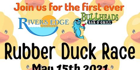 Rubber Duck Race tickets
