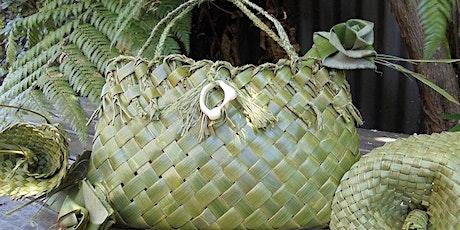 Harakeke Wānanga - Flax weaving for beginners tickets